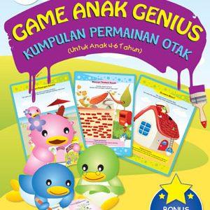 Game Anak Genius Kumpulan Permainan Otak