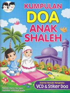 Kumpulan Doa Anak Shaleh