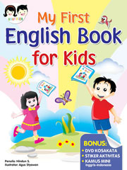 My First English Book for Kids